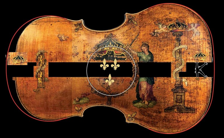 Amati King Cello